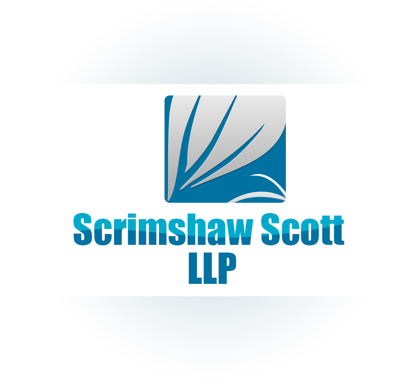 Logo Design by Charlies Pelones - Entry No. 136 in the Logo Design Contest Creative Logo Design for Scrimshaw Scott LLP.