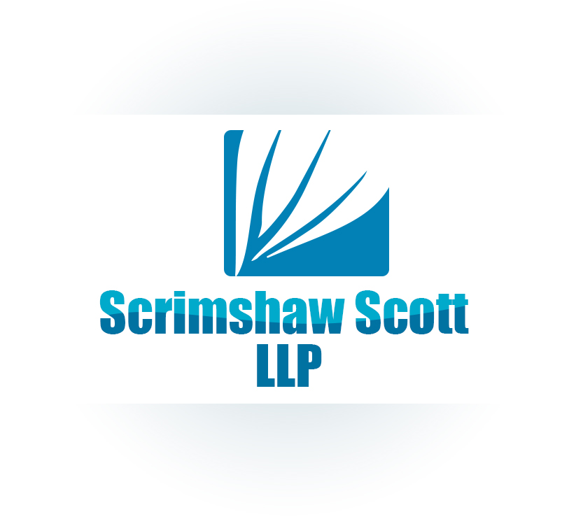 Logo Design by Charlies Pelones - Entry No. 137 in the Logo Design Contest Creative Logo Design for Scrimshaw Scott LLP.