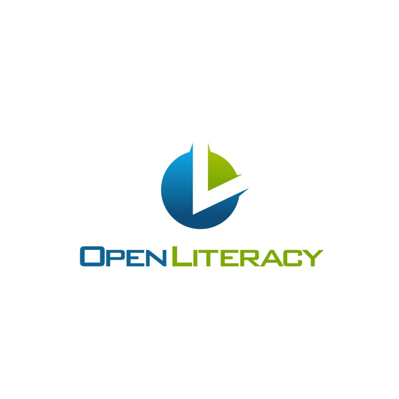 Logo Design by untung - Entry No. 11 in the Logo Design Contest Inspiring Logo Design for OpenLiteracy.