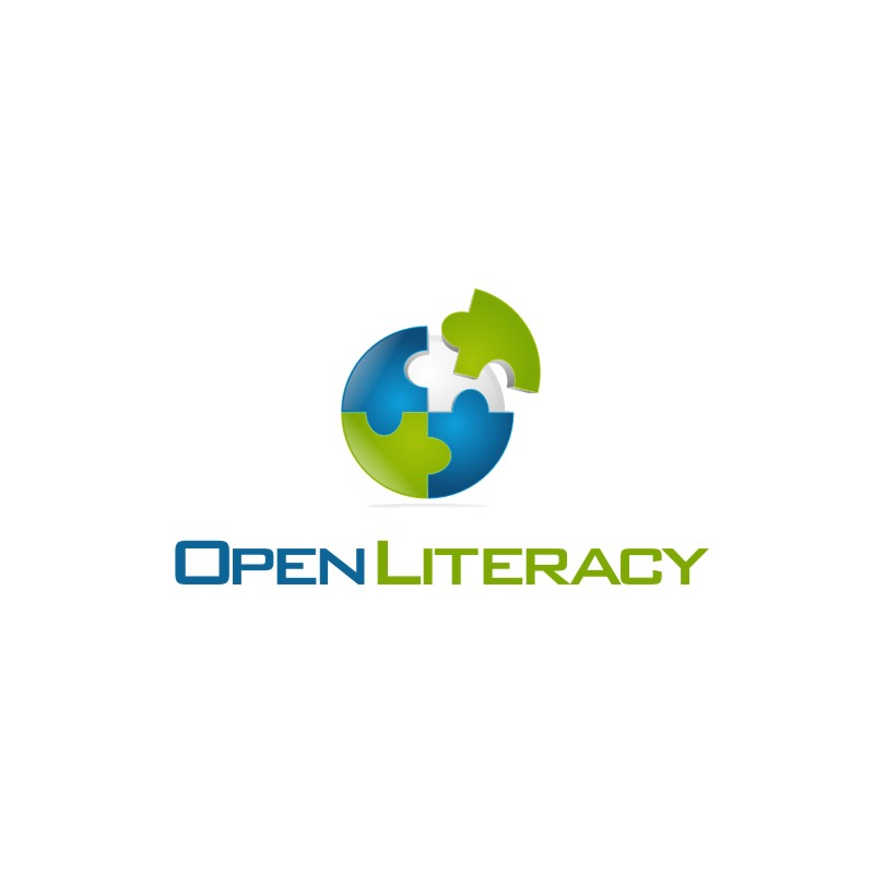 Logo Design by untung - Entry No. 12 in the Logo Design Contest Inspiring Logo Design for OpenLiteracy.
