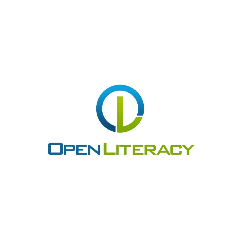 Logo Design by untung - Entry No. 13 in the Logo Design Contest Inspiring Logo Design for OpenLiteracy.