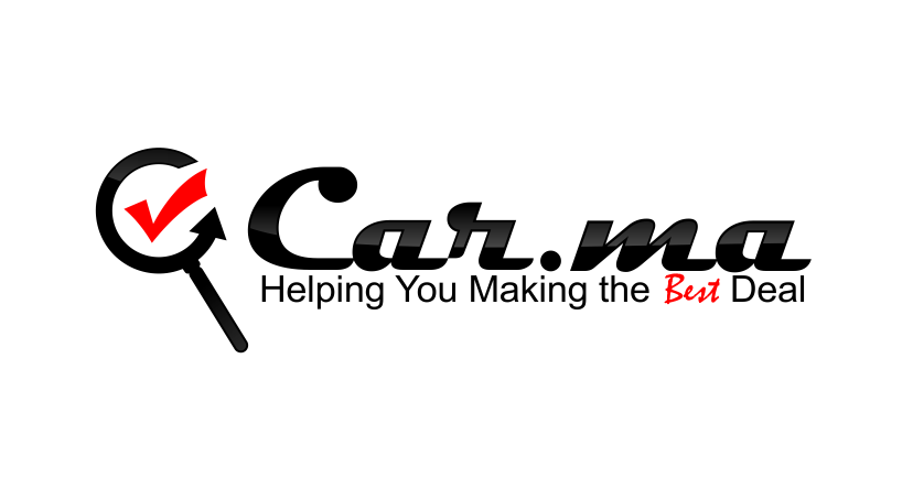 Logo Design by chewdee - Entry No. 13 in the Logo Design Contest New Logo Design for car.ma.