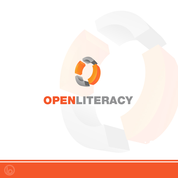 Logo Design by lumerb - Entry No. 16 in the Logo Design Contest Inspiring Logo Design for OpenLiteracy.