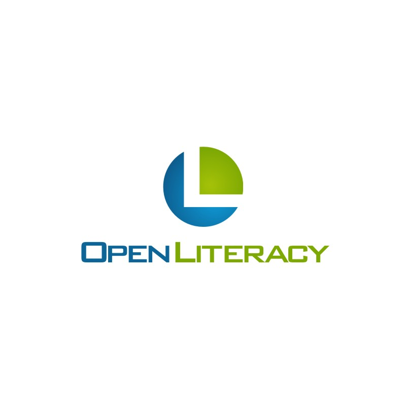 Logo Design by untung - Entry No. 18 in the Logo Design Contest Inspiring Logo Design for OpenLiteracy.