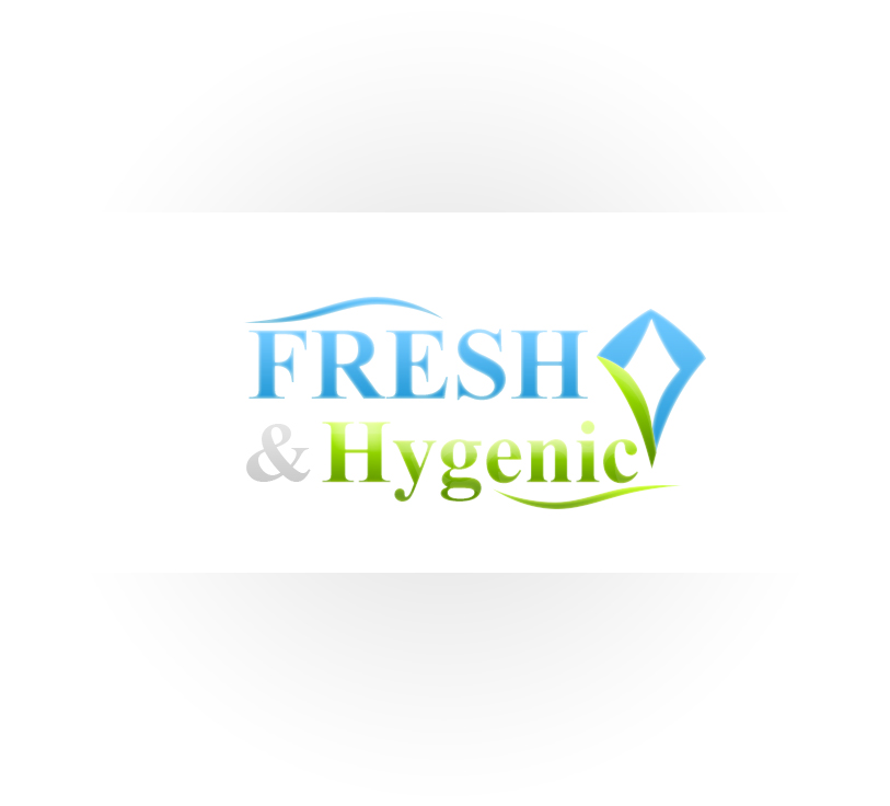 Logo Design by Charlies Pelones - Entry No. 97 in the Logo Design Contest Fun Logo Design for Fresh & Hygenic.