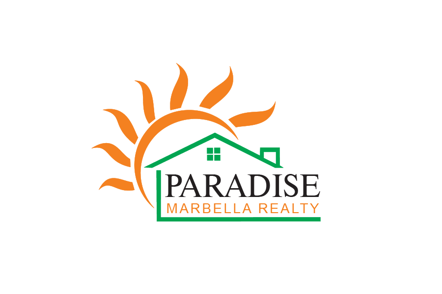 Logo Design by Private User - Entry No. 5 in the Logo Design Contest Captivating Logo Design for Paradise Marbella Realty.