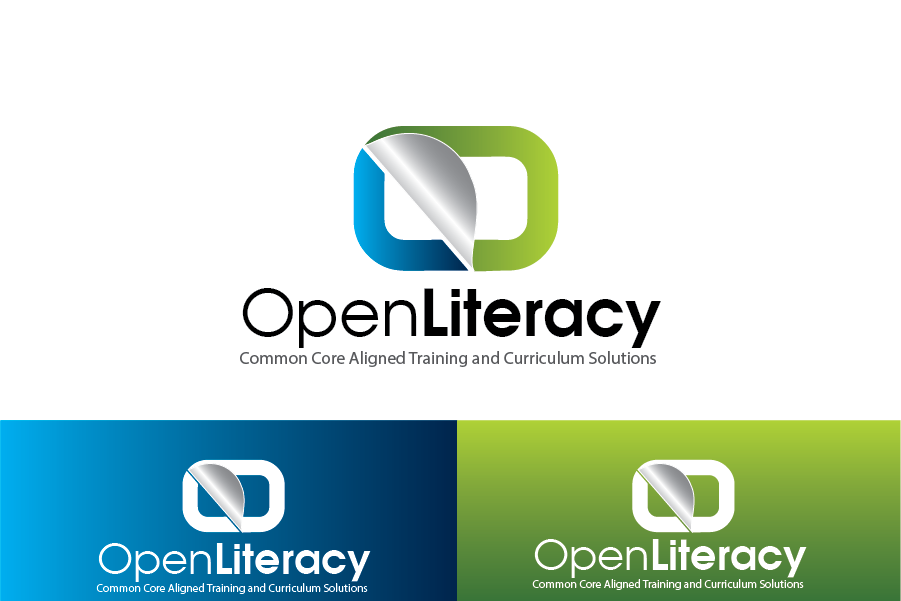 Logo Design by Private User - Entry No. 20 in the Logo Design Contest Inspiring Logo Design for OpenLiteracy.