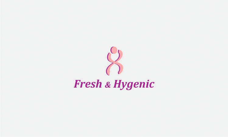 Logo Design by buloy - Entry No. 102 in the Logo Design Contest Fun Logo Design for Fresh & Hygenic.