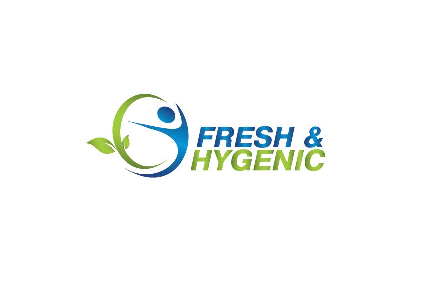 Logo Design by Private User - Entry No. 107 in the Logo Design Contest Fun Logo Design for Fresh & Hygenic.