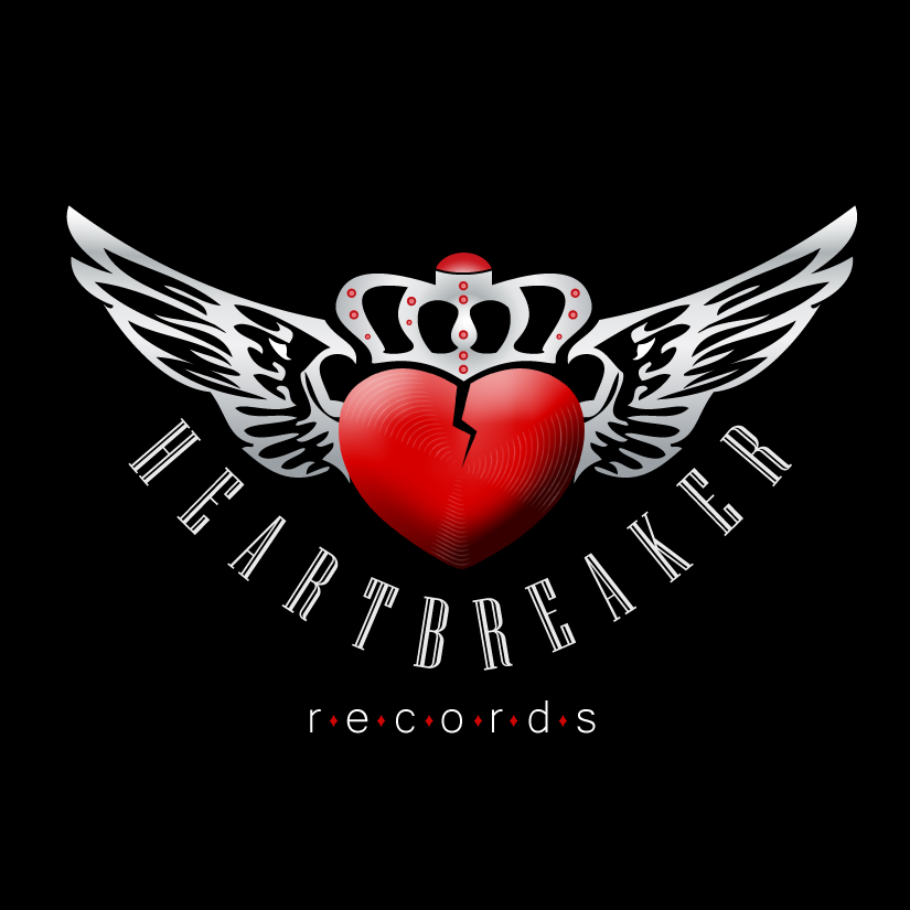 Logo Design by DayDream - Entry No. 50 in the Logo Design Contest Heartbreaker Records.