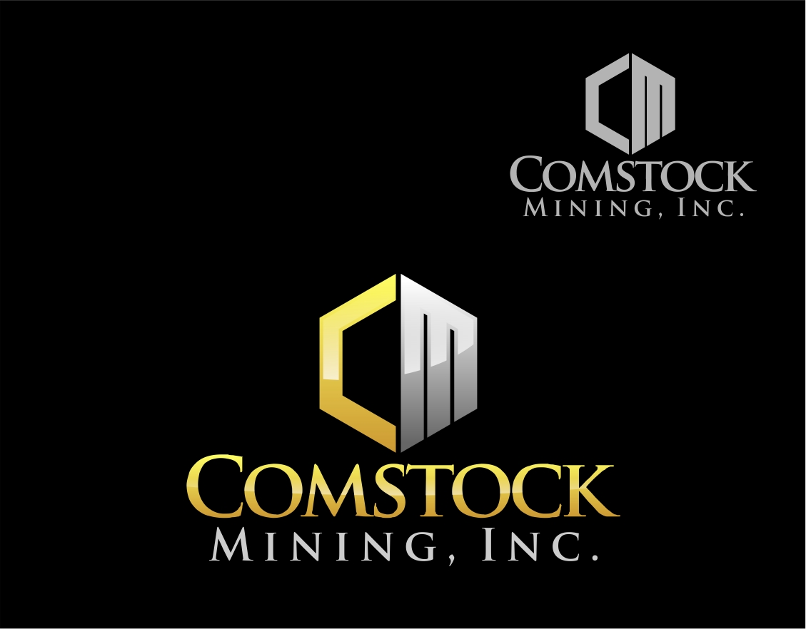 Logo Design by Reivan Ferdinan - Entry No. 39 in the Logo Design Contest Captivating Logo Design for Comstock Mining, Inc..