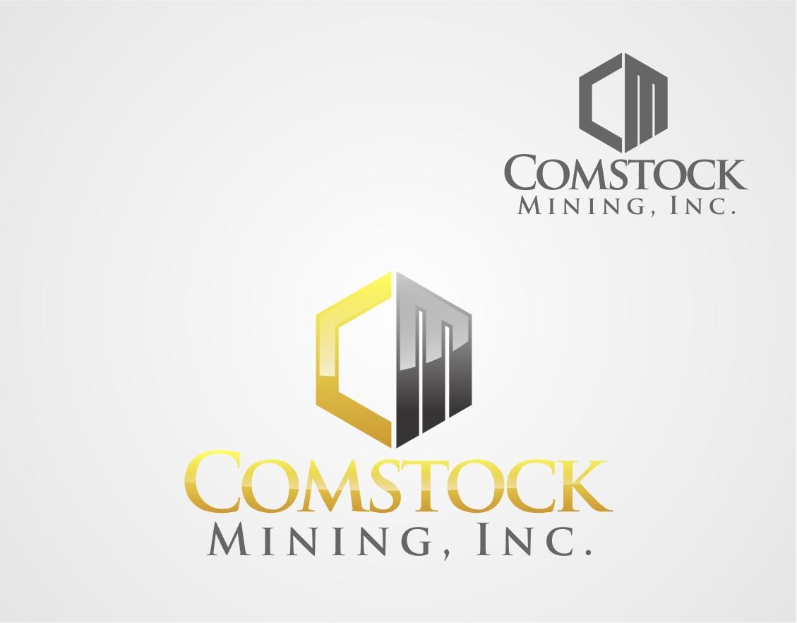 Logo Design by Reivan Ferdinan - Entry No. 40 in the Logo Design Contest Captivating Logo Design for Comstock Mining, Inc..