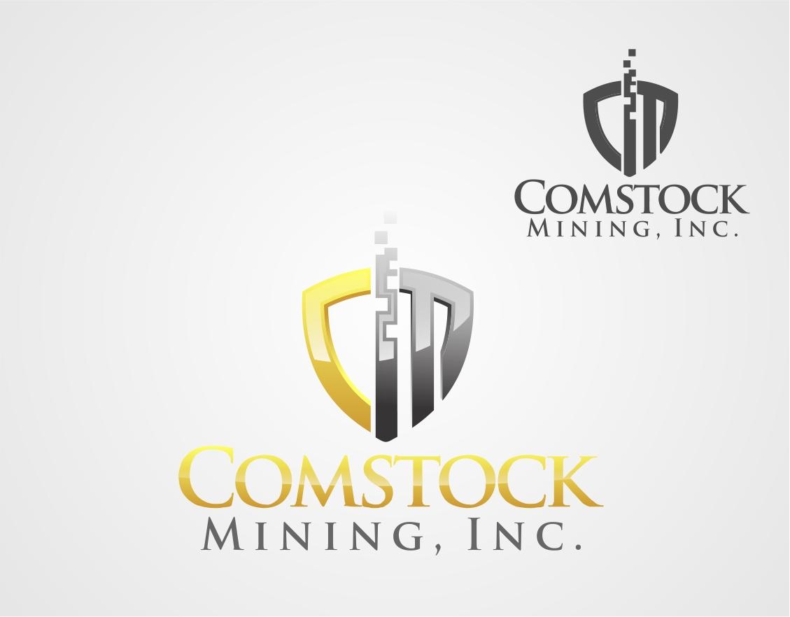 Logo Design by Reivan Ferdinan - Entry No. 41 in the Logo Design Contest Captivating Logo Design for Comstock Mining, Inc..
