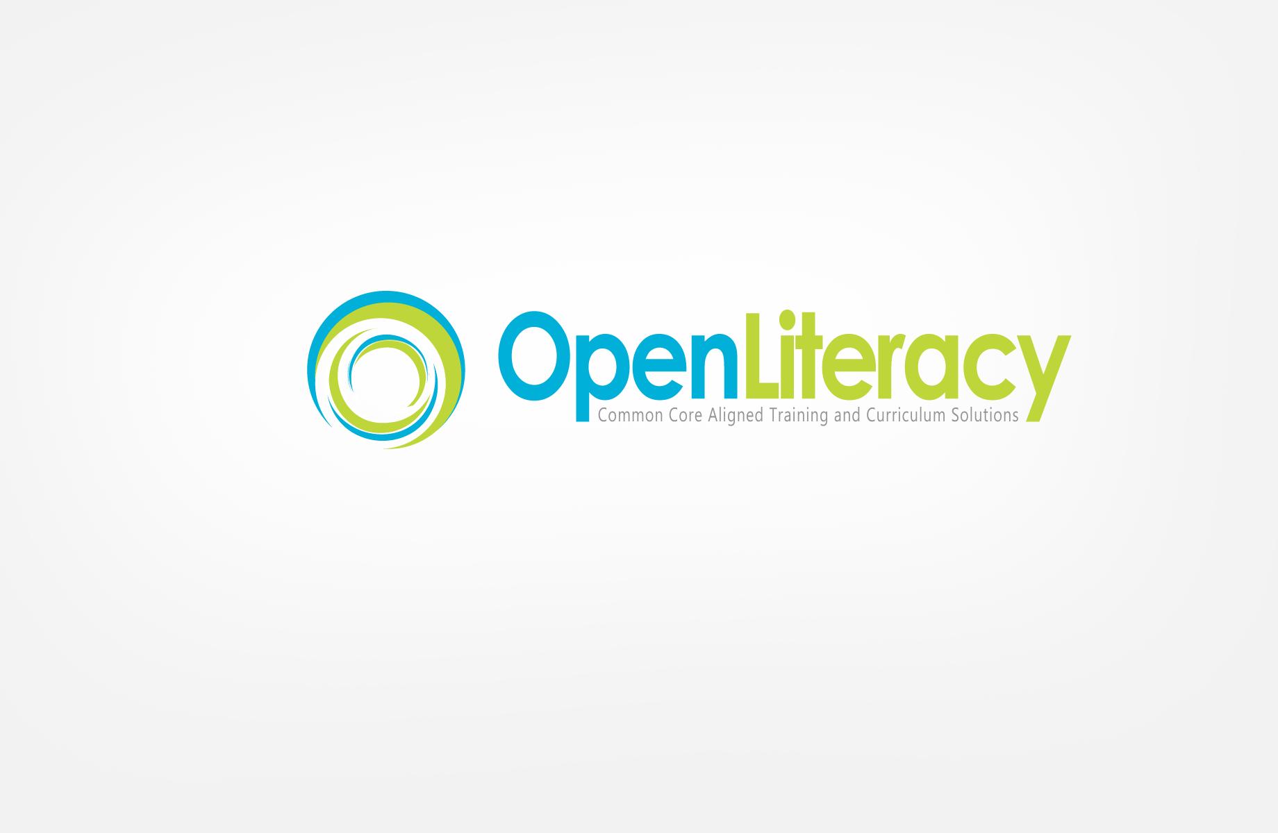 Logo Design by Jan Chua - Entry No. 34 in the Logo Design Contest Inspiring Logo Design for OpenLiteracy.