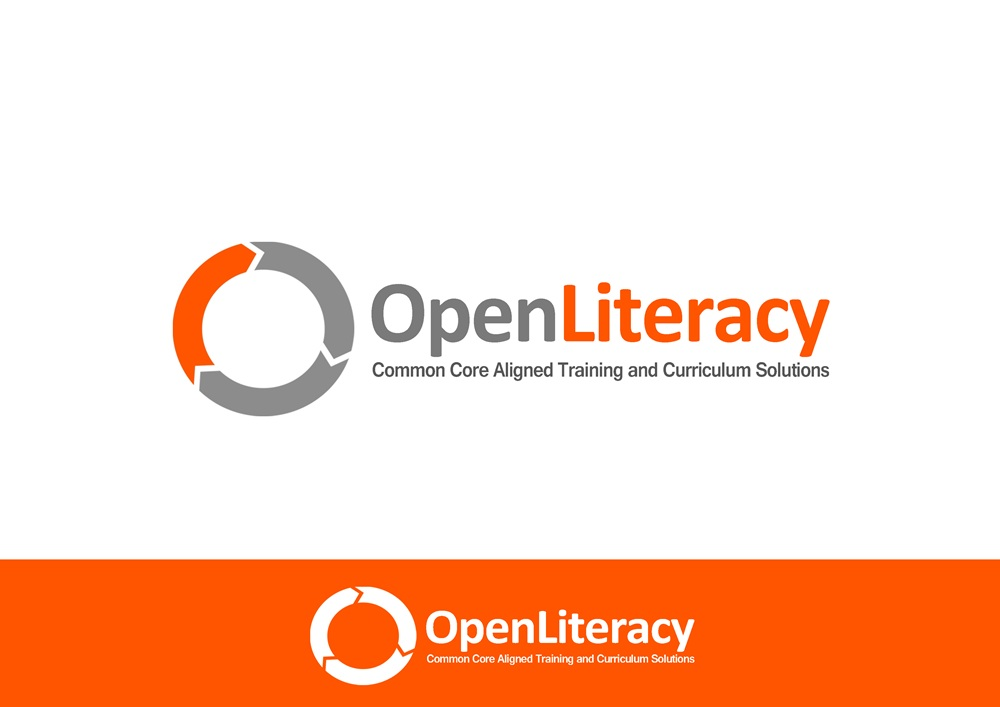 Logo Design by Respati Himawan - Entry No. 39 in the Logo Design Contest Inspiring Logo Design for OpenLiteracy.