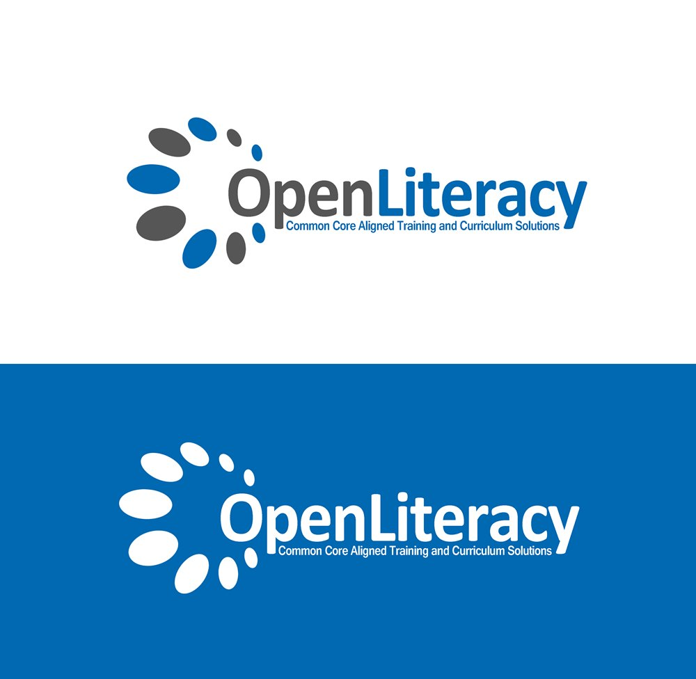 Logo Design by Respati Himawan - Entry No. 41 in the Logo Design Contest Inspiring Logo Design for OpenLiteracy.