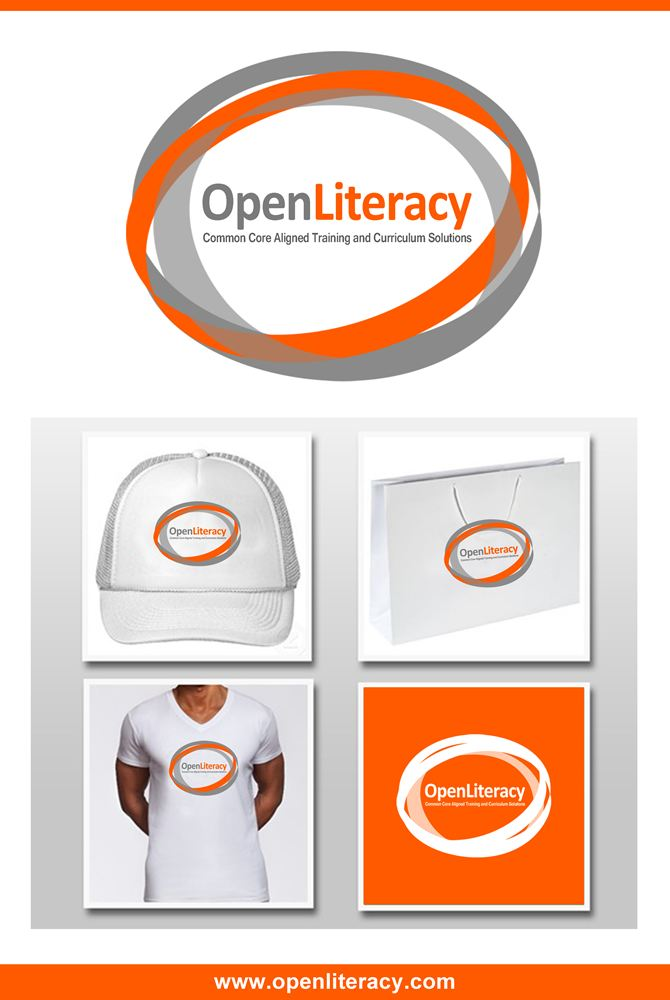 Logo Design by Respati Himawan - Entry No. 45 in the Logo Design Contest Inspiring Logo Design for OpenLiteracy.