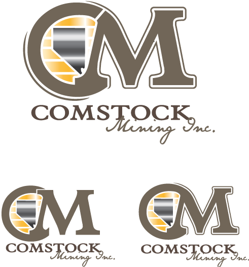 Logo Design by Beth Temple - Entry No. 43 in the Logo Design Contest Captivating Logo Design for Comstock Mining, Inc..