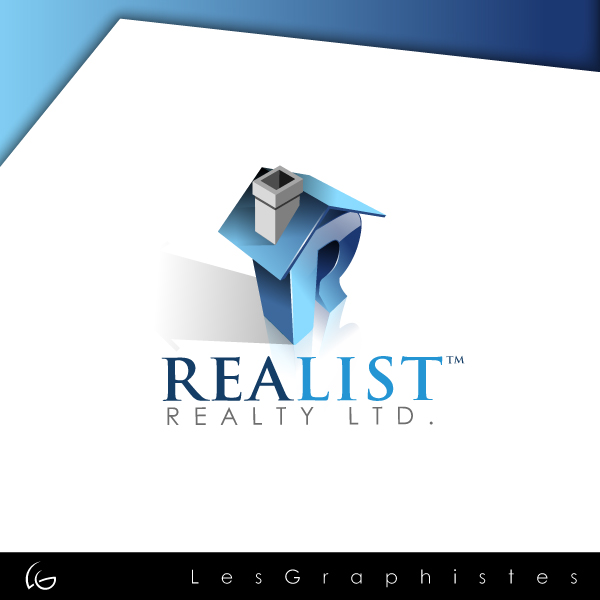 Logo Design by Les-Graphistes - Entry No. 8 in the Logo Design Contest ReaList Realty International Ltd..