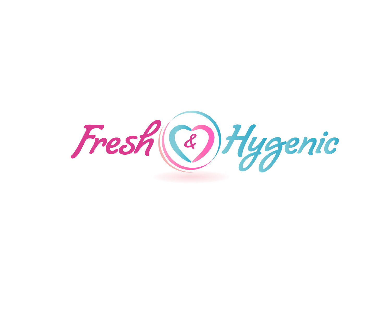 Logo Design by Jagdeep Singh - Entry No. 133 in the Logo Design Contest Fun Logo Design for Fresh & Hygenic.
