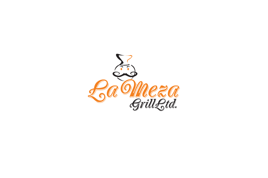 Logo Design by Private User - Entry No. 2 in the Logo Design Contest Inspiring Logo Design for La Meza Grill Ltd..