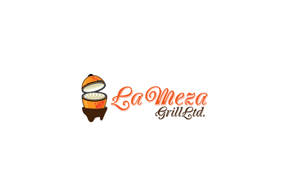 Logo Design by Private User - Entry No. 4 in the Logo Design Contest Inspiring Logo Design for La Meza Grill Ltd..