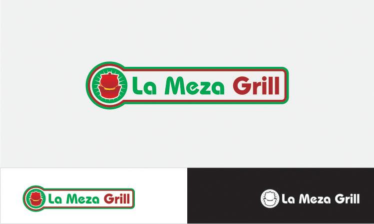Logo Design by buloy - Entry No. 5 in the Logo Design Contest Inspiring Logo Design for La Meza Grill Ltd..