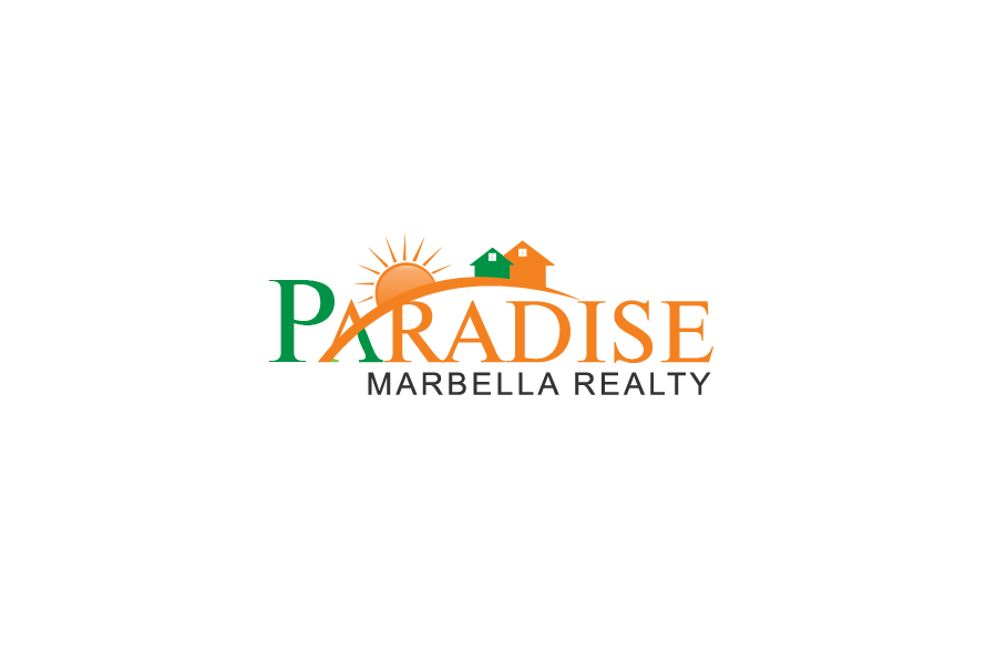 Logo Design by Private User - Entry No. 21 in the Logo Design Contest Captivating Logo Design for Paradise Marbella Realty.
