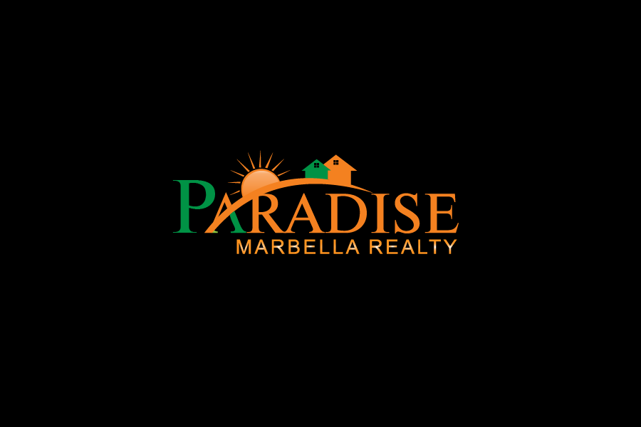 Logo Design by Private User - Entry No. 22 in the Logo Design Contest Captivating Logo Design for Paradise Marbella Realty.