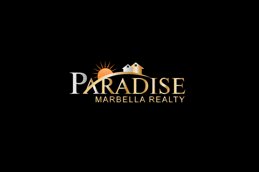 Logo Design by Private User - Entry No. 23 in the Logo Design Contest Captivating Logo Design for Paradise Marbella Realty.