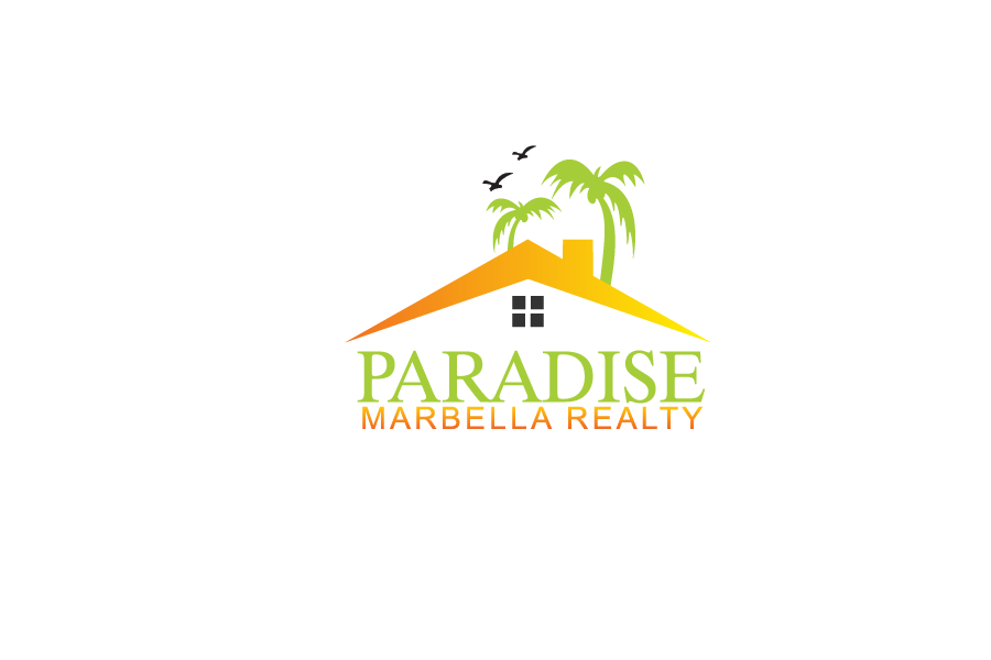 Logo Design by Private User - Entry No. 29 in the Logo Design Contest Captivating Logo Design for Paradise Marbella Realty.