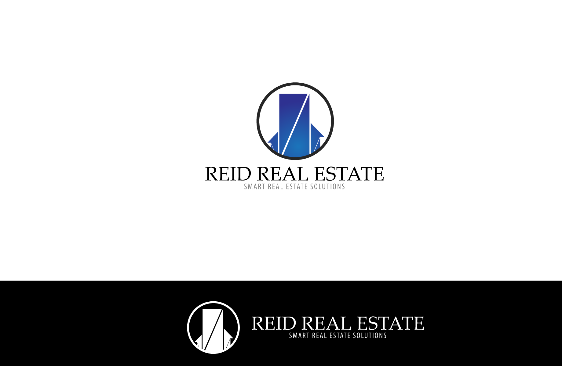 Logo Design by Jan Chua - Entry No. 10 in the Logo Design Contest Artistic Logo Design for Hadden Properties.