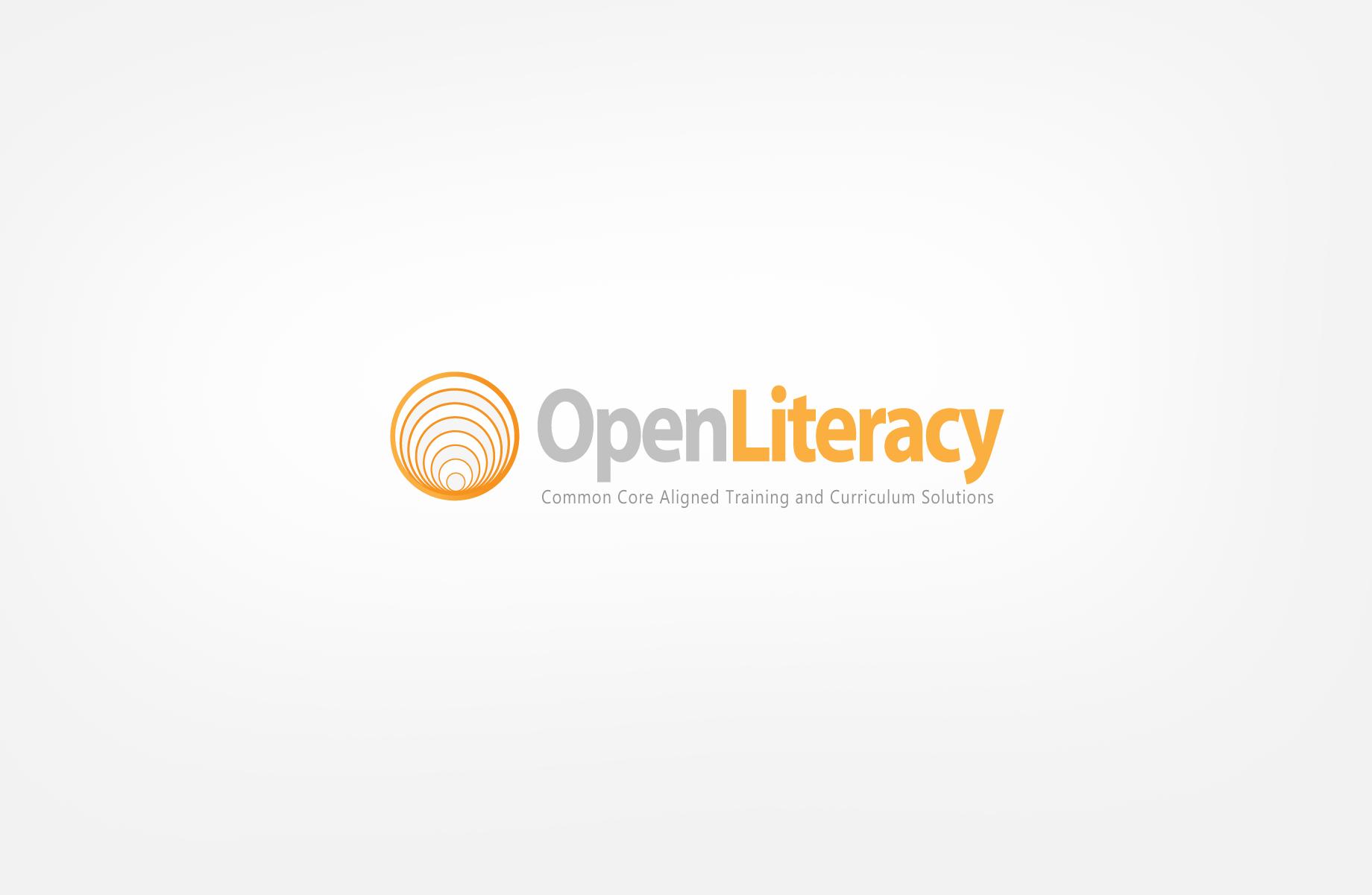 Logo Design by Jan Chua - Entry No. 67 in the Logo Design Contest Inspiring Logo Design for OpenLiteracy.