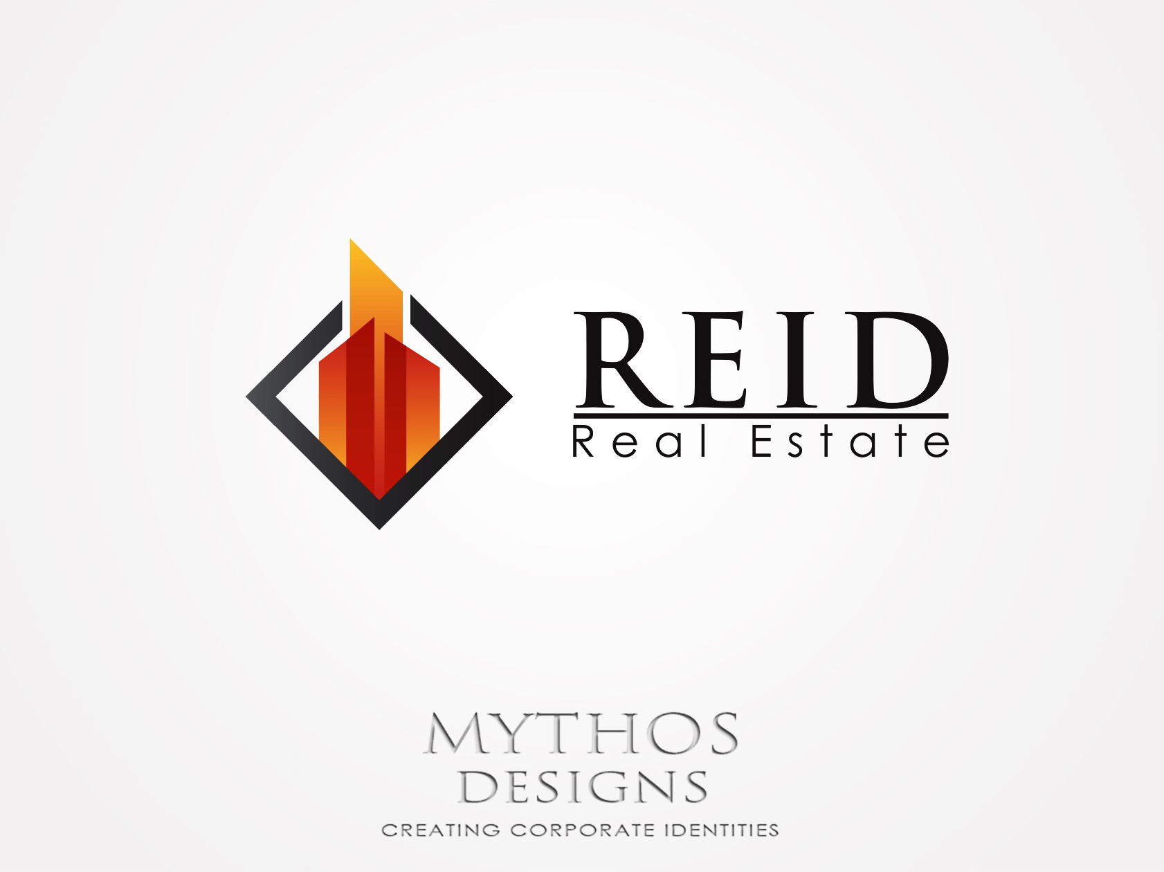 Logo Design by Mythos Designs - Entry No. 12 in the Logo Design Contest Artistic Logo Design for Hadden Properties.