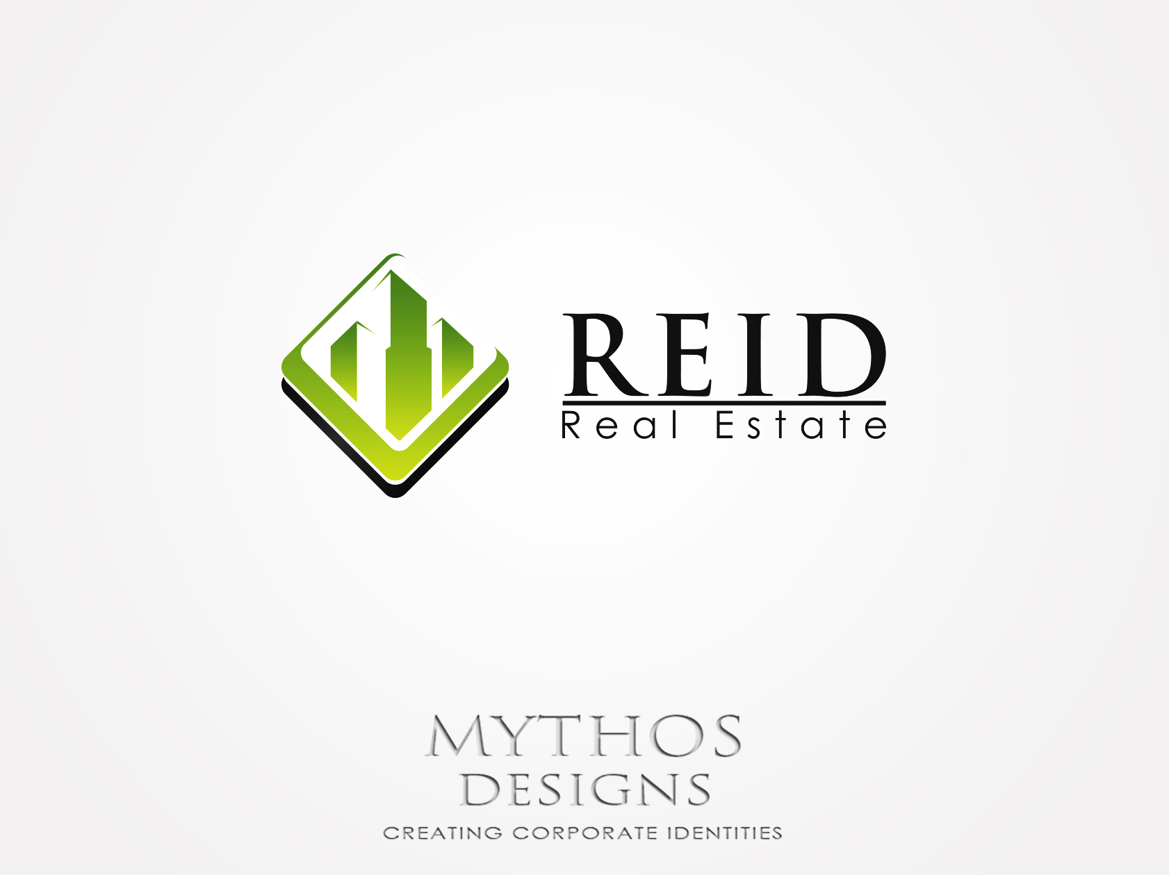 Logo Design by Mythos Designs - Entry No. 13 in the Logo Design Contest Artistic Logo Design for Hadden Properties.