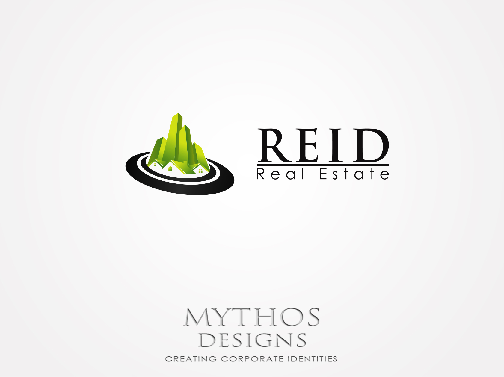 Logo Design by Mythos Designs - Entry No. 14 in the Logo Design Contest Artistic Logo Design for Hadden Properties.