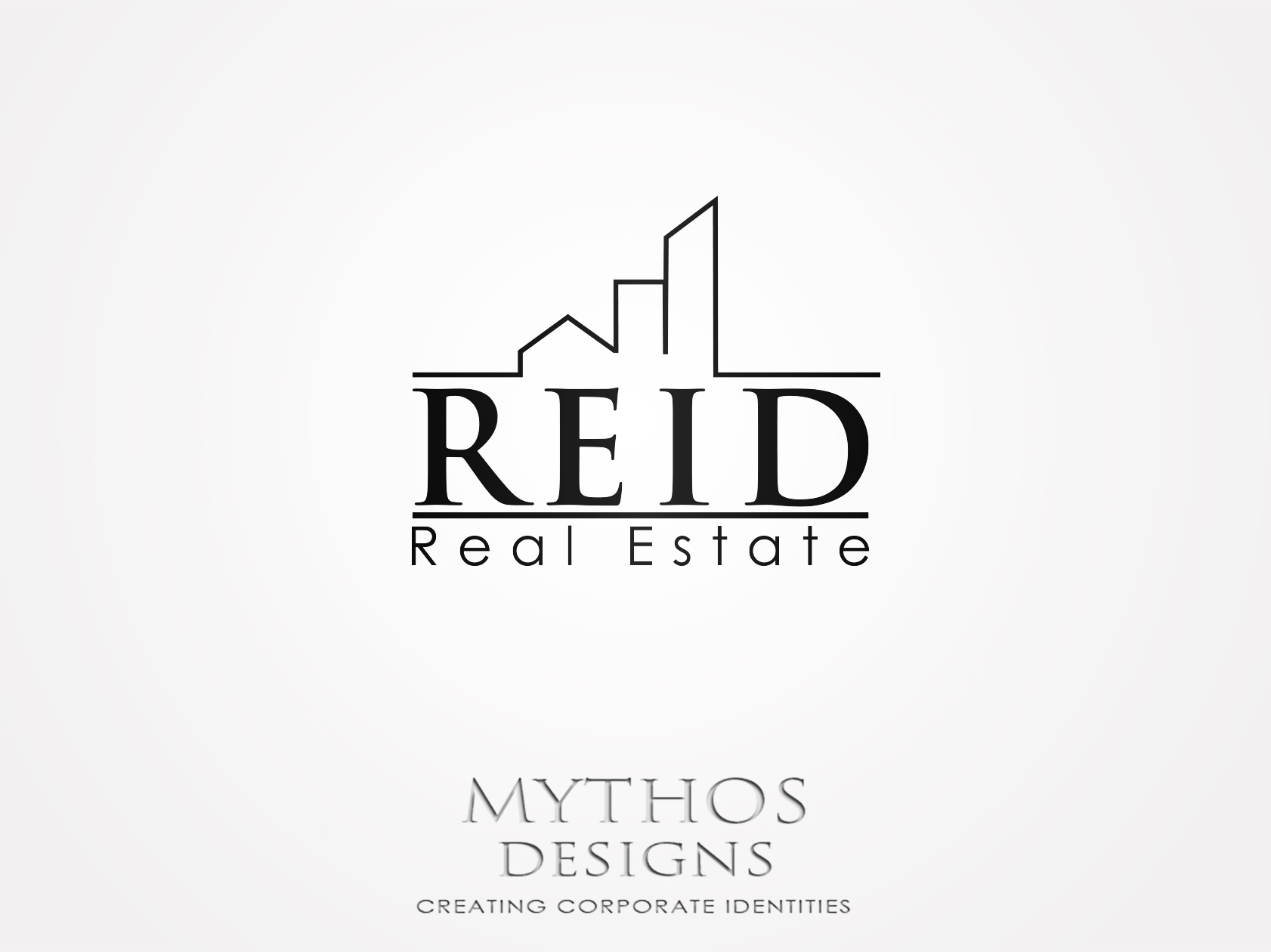 Logo Design by Mythos Designs - Entry No. 15 in the Logo Design Contest Artistic Logo Design for Hadden Properties.