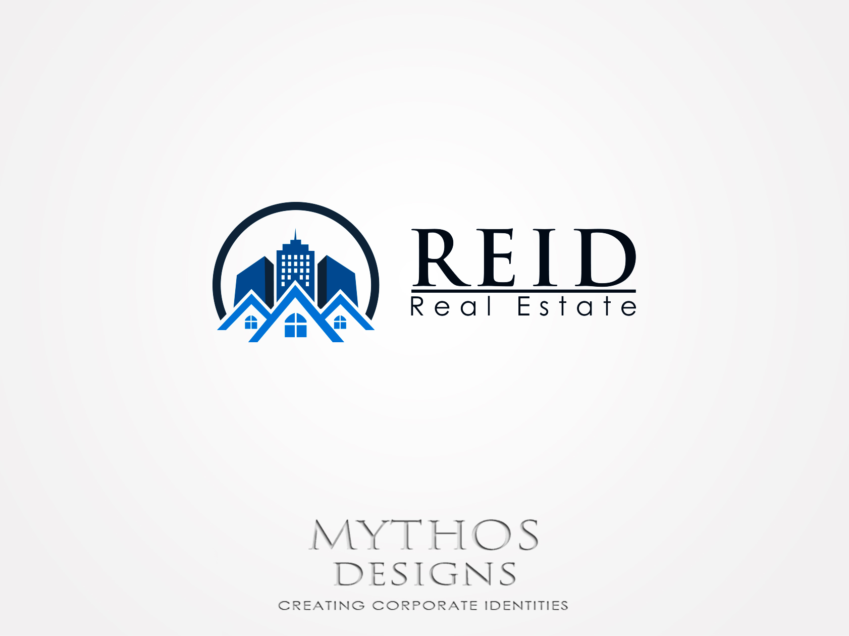 Logo Design by Mythos Designs - Entry No. 16 in the Logo Design Contest Artistic Logo Design for Hadden Properties.