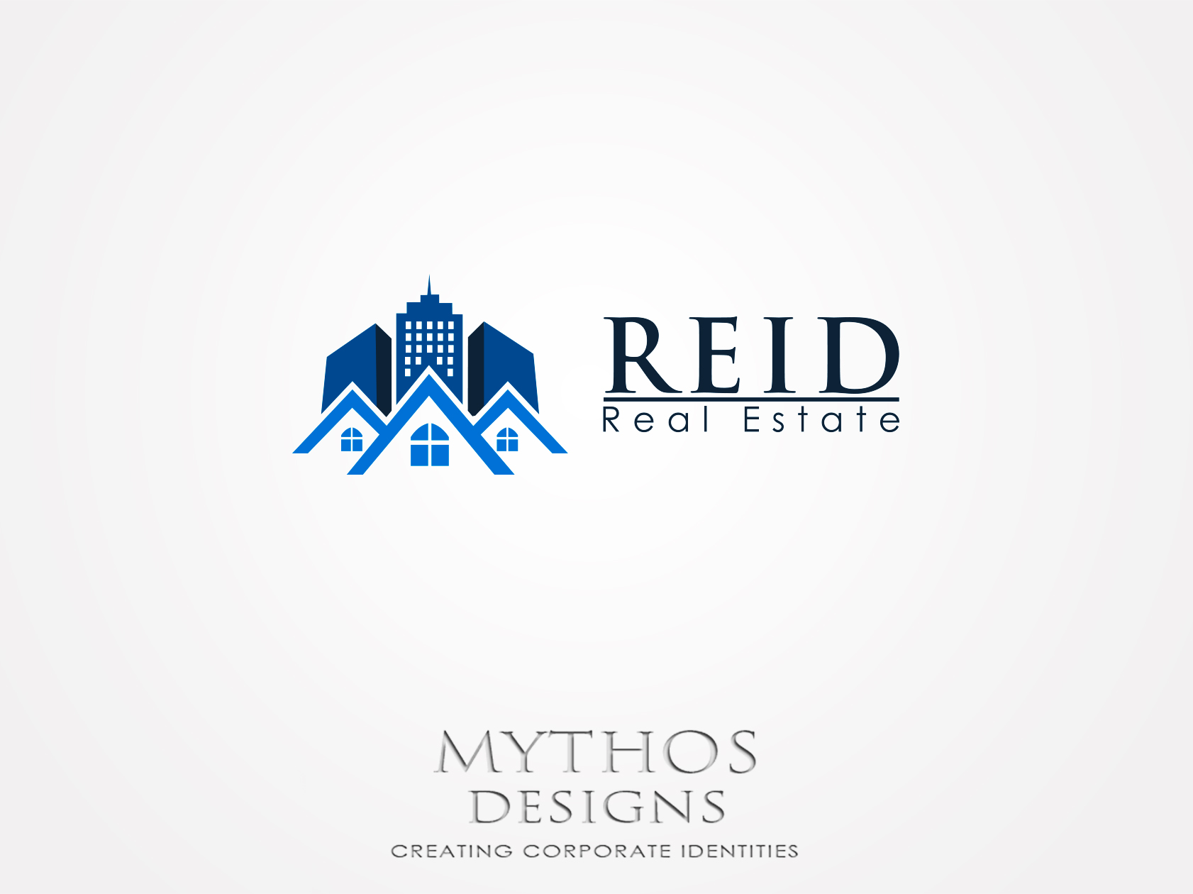 Logo Design by Mythos Designs - Entry No. 17 in the Logo Design Contest Artistic Logo Design for Hadden Properties.