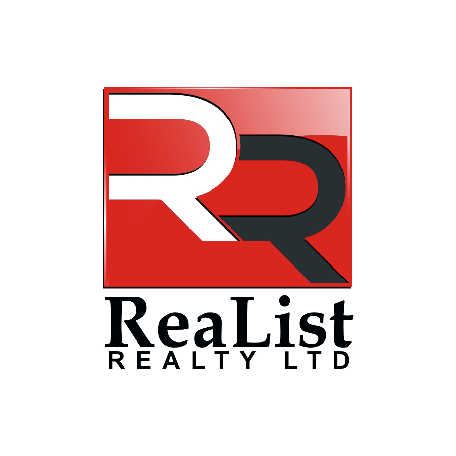 Logo Design by aspstudio - Entry No. 18 in the Logo Design Contest ReaList Realty International Ltd..