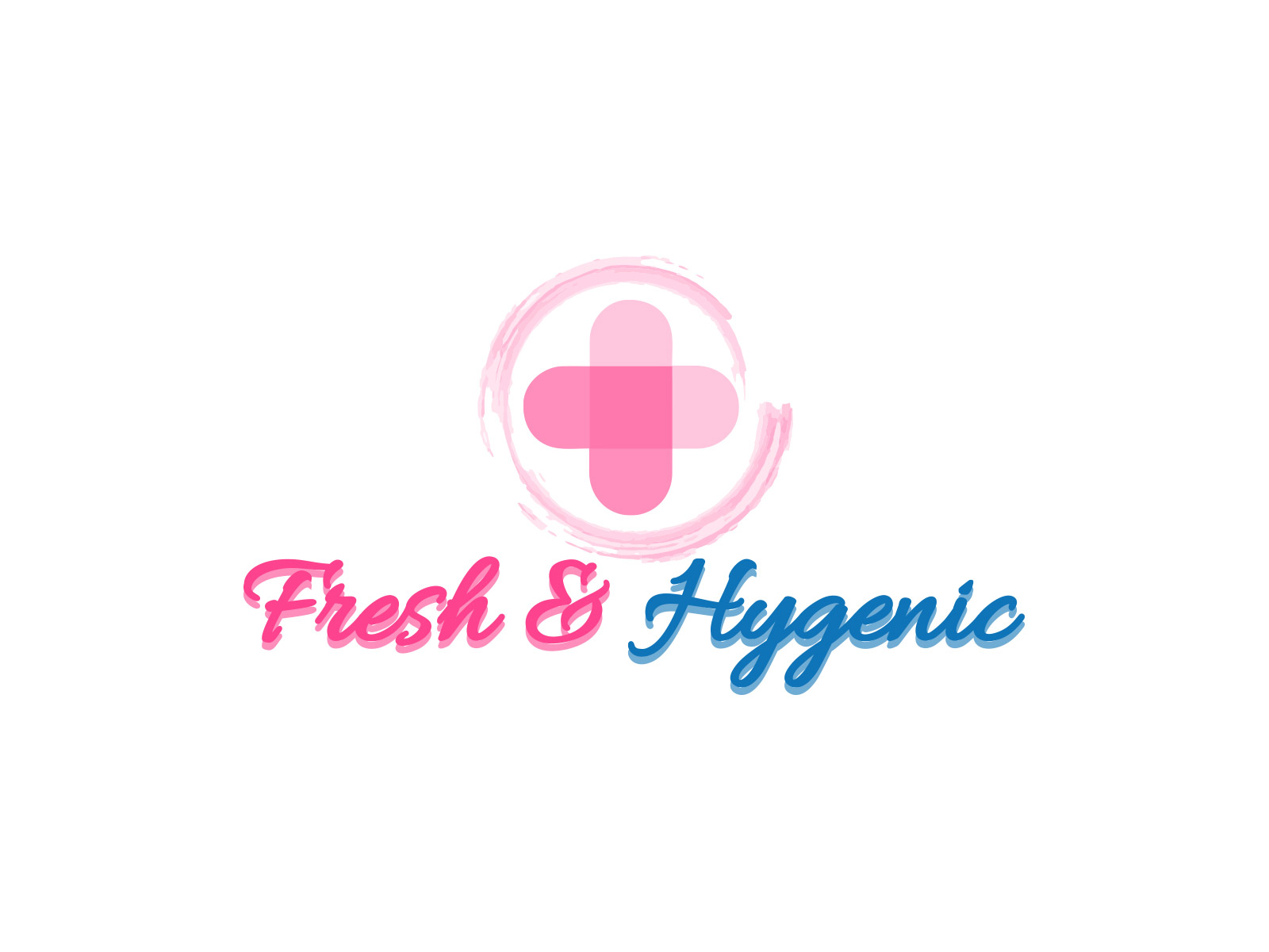 Logo Design by olii - Entry No. 157 in the Logo Design Contest Fun Logo Design for Fresh & Hygenic.