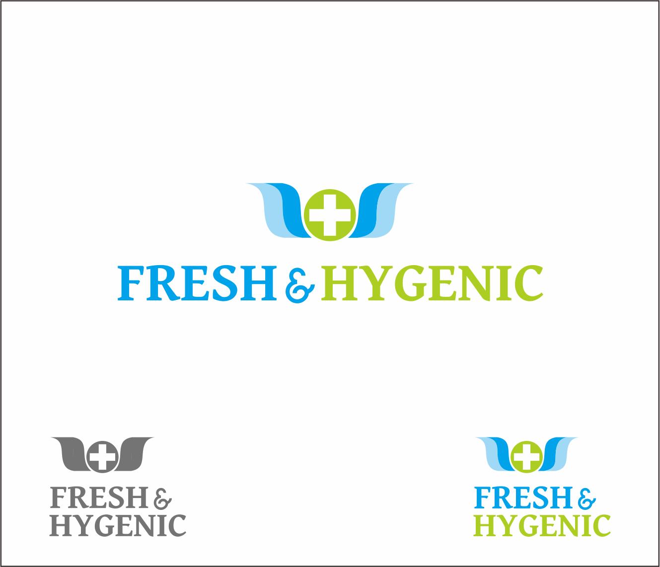 Logo Design by Armada Jamaluddin - Entry No. 160 in the Logo Design Contest Fun Logo Design for Fresh & Hygenic.