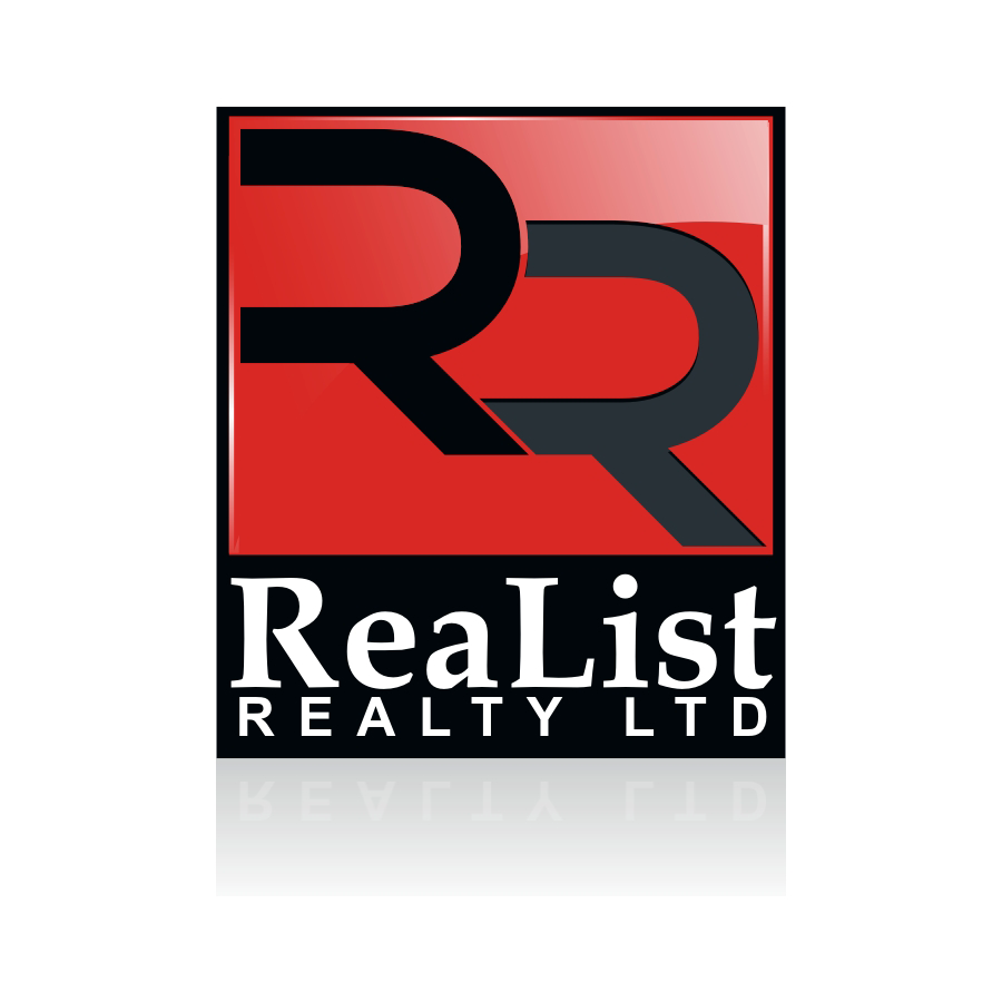 Logo Design by aspstudio - Entry No. 19 in the Logo Design Contest ReaList Realty International Ltd..