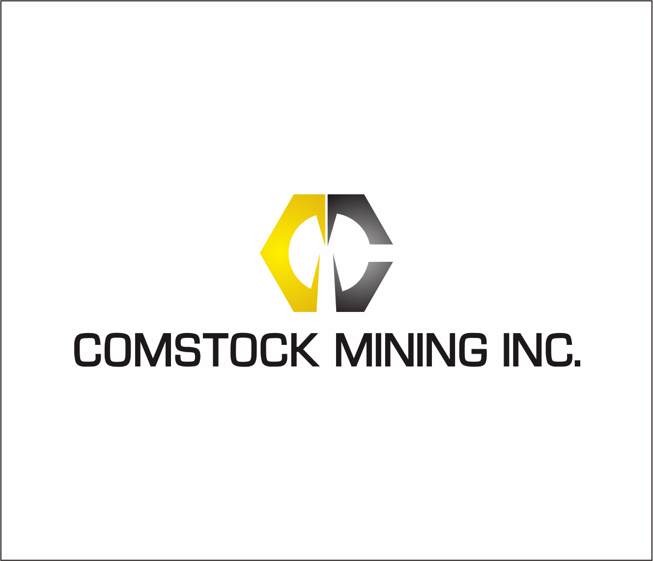 Logo Design by Armada Jamaluddin - Entry No. 51 in the Logo Design Contest Captivating Logo Design for Comstock Mining, Inc..