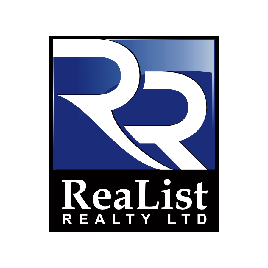 Logo Design by aspstudio - Entry No. 21 in the Logo Design Contest ReaList Realty International Ltd..