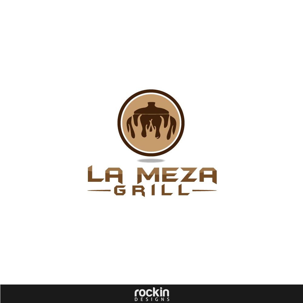 Logo Design by rockin - Entry No. 10 in the Logo Design Contest Inspiring Logo Design for La Meza Grill Ltd..