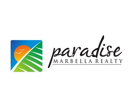 Logo Design by ronny - Entry No. 52 in the Logo Design Contest Captivating Logo Design for Paradise Marbella Realty.