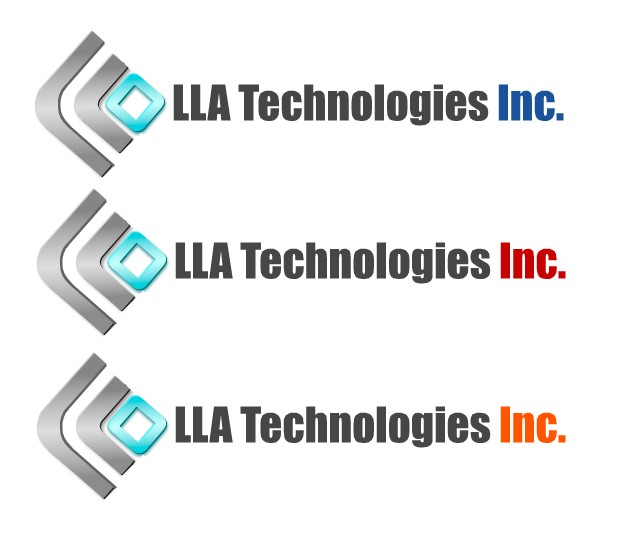Logo Design by Ismail Adhi Wibowo - Entry No. 73 in the Logo Design Contest Inspiring Logo Design for LLA Technologies Inc..