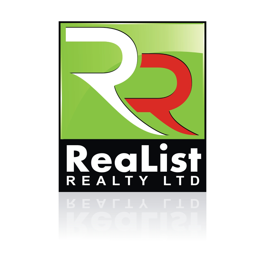 Logo Design by aspstudio - Entry No. 24 in the Logo Design Contest ReaList Realty International Ltd..