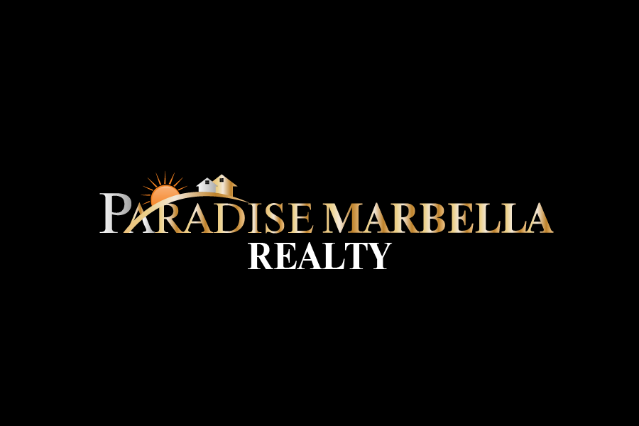 Logo Design by Private User - Entry No. 54 in the Logo Design Contest Captivating Logo Design for Paradise Marbella Realty.